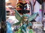Munro fairy & Lolita* Masquerade wineglass