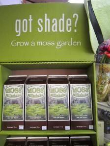 Moss Milkshake $19.95 Live Moss Plants $26.95