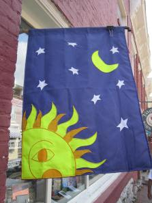 In honor of the Summer Solstice tomorrow & the Super Moon on Sunday: 20%OFF any Celestially themed merchandise
