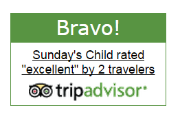 Highly rated on TripAdvisor